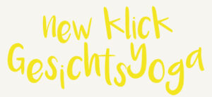 New Klick Gesichtsyoga